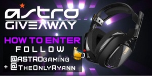 Win Astro Gaming A40 TR Headphones