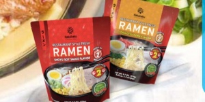 Weekly Fresh Ramen Giveaway