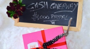 Win $1,000 in Paypal Cash