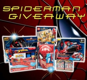 Spider-Man: Far From Home Giveaway