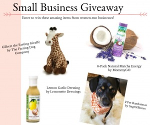 Win Amazing Small Business Products