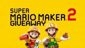 Super Mario Maker 2 Switch Bundle Giveaway