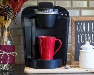 Keurig K55 Single Brew Coffee Maker Giveaway