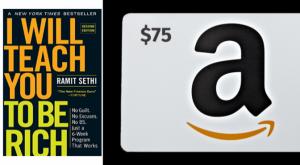 Ramit Sethi's New Book + Mini Amazon Shopping Spree