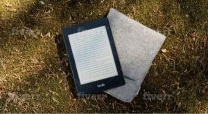 Win a Kindle Paperwhite E-reader!