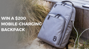 $200 Travel Pack Giveaway