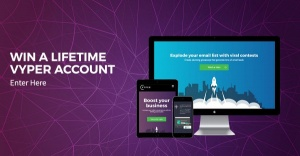 Win A Lifetime Account To Vyper