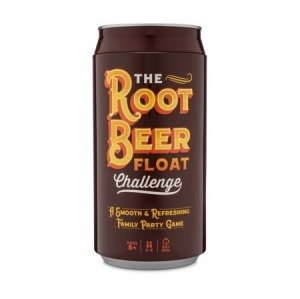 Root Beer Float Challenge Family Party Game Giveaway