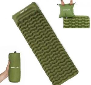Inflatable Sleeping Pad Giveaway