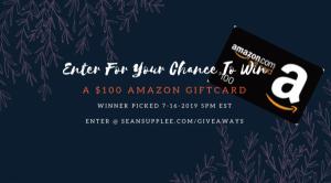 Win A $100 Amazon Gitfcard