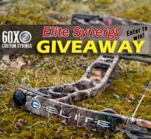 Win an Elite Synergy Compound Bow
