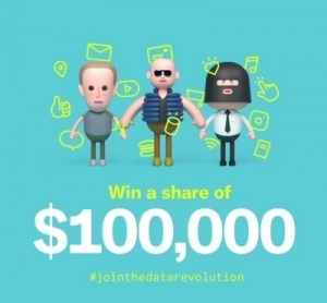 Win a Share Of $100,000 Plus Get a $2 Amazon Gift Voucher For Signing Up