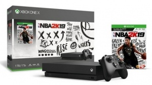 FaucTV's FREE Xbox One X Giveway