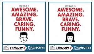 Arrow Father's Day Giveaway