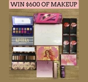WIN $600 in Cosmetics