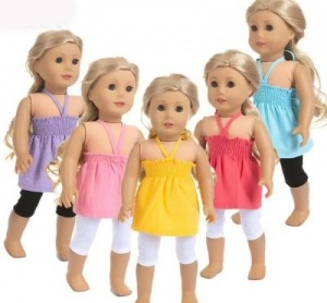 18 Inch Doll Outfits $150 Gift Certificate Giveaway