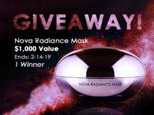 Celestolite Nova Radiance Mask Giveaway