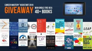 Win a Kindle Fire HD & 40+ Books