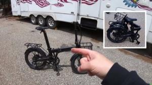 Electric Folding Bike Giveaway