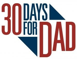 30 Days For Dad Sweepstakes