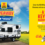 Passport 175BH Camper RV Giveaway