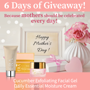 - 6 - Days of Giveaways!