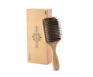 Boar Bristle Hair Brush Giveaway