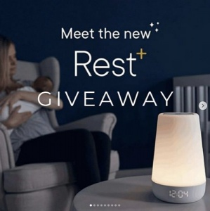 Hatch Baby Rest Light & Sound Device Giveaway