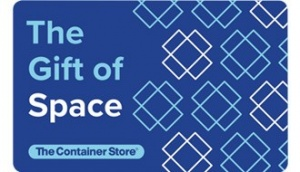 Win a $100 Gift Card to The Container Store