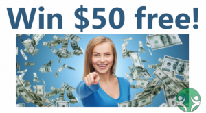 $50 CASH FREE!