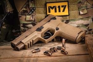 Sig Sauer P320 M17 Giveaway